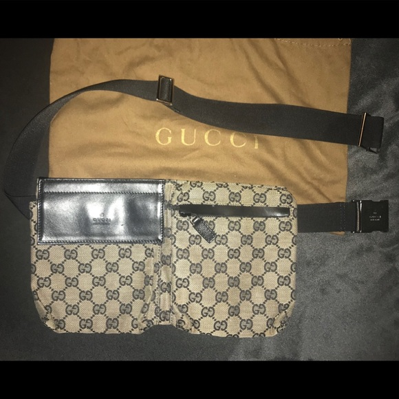 7ff88d0c6f1f15 Gucci Bags | Fanny Pack Belt Bag Monogram Canvas | Poshmark
